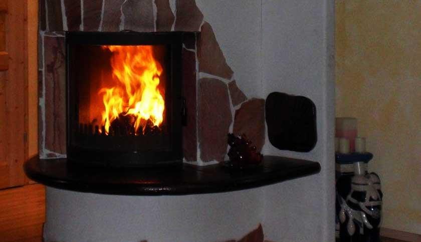 Alternative Heizmethoden, mit dem Kachelofen durch den Winter